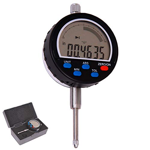Indicator Digital Dial (Anytime Tools Digital Electronic Indicator 0-1