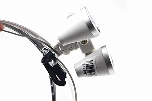 Dental Power 3.5X Binocular Loupes 420mm Working Distance Glasses