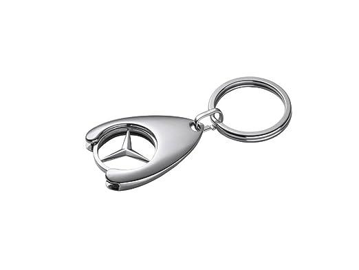85 opinioni per Mercedes-Benz portachiavi carrello euro sostituzione di chip