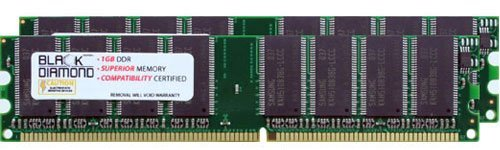 (305957-041-BD 256MB RAM DDR-333 DIMM 184pin 2.5V Black Diamond Memory Module)
