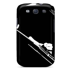 Perfect Fit HnI9231hfrE Metallica Music Cases For Galaxy - S3