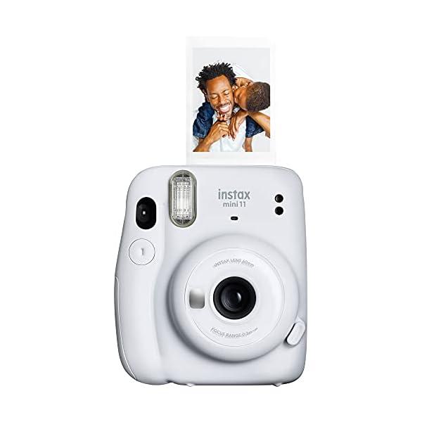 RetinaPix Fujifilm Instax Mini 11 Instant Camera (Ice White)