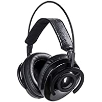AudioQuest NightOwl Carbon Closed-Back Around-the-Ear Headphones