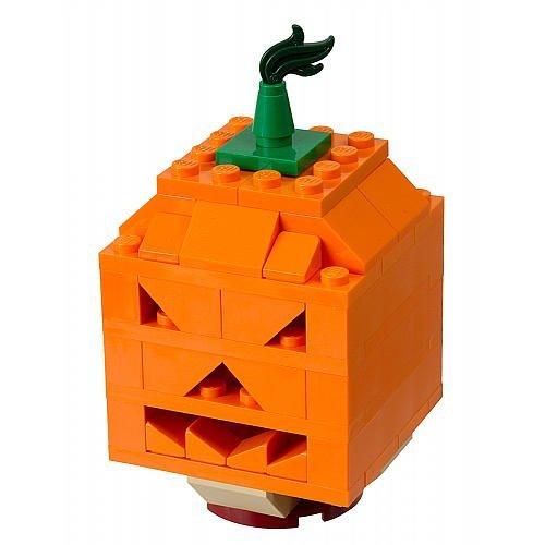 Pumpkin LEGO Halloween 40055 jack-o'-lantern Halloween