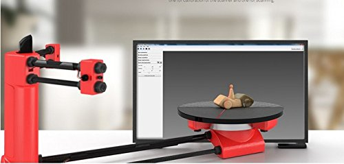 BQ Ciclop 3D Scanner Kit Advanced Laser Scanner - blog juhll com