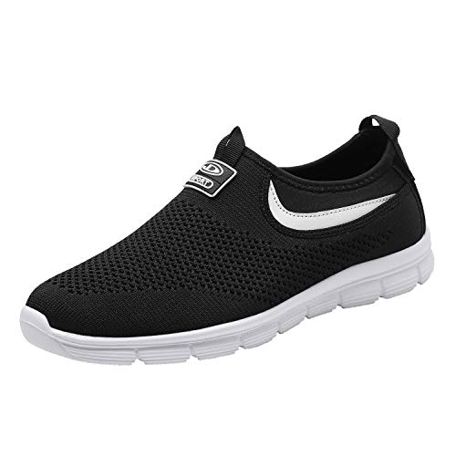 fffb9bf7ecb8c Socviis Mens Casual Athletic Sneakers Comfort Running Shoes Slip On ...