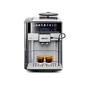 Siemens TE617503DE Kaffeevollautomat EQ.6 700 Direktanwahl durch...