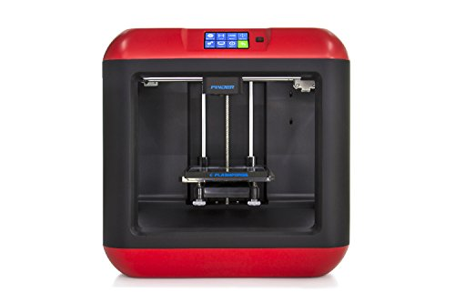 Flashforge Finder 3D Printers With Cloud  Wi Fi  Usb Cable And Flash Drive Connectivity