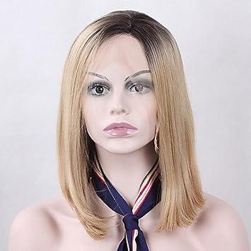 TF Las pelucas naturales Pelucas para mujeres Las pelucas del traje Pelucas de Cosplay , brown