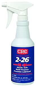 CRC 2-26 02007 16oz Lubricant and Corrosion Inhibitor Spray Bottle