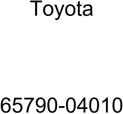 Toyota 65790-04010 Tailgate Lock Assembly