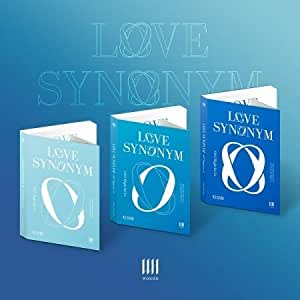 WONHO [ Love Synonym #2 : Right for Us ] 1st Mini Album Part.2 [ Ver. 2 ] CD + 200p Photo Book + 1ea Poster Photo + 1ea Photo Card + 1ea Stamp Sticker + TRACKING CODE K-POP SEALED