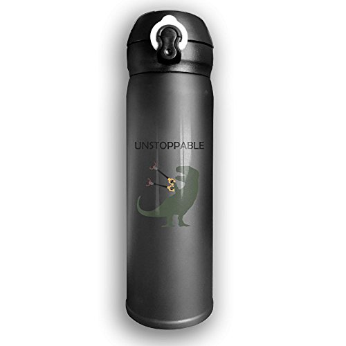 Dinosaur Unstoppable T-Rex Potable Thermos Stainless for sale  Delivered anywhere in Canada