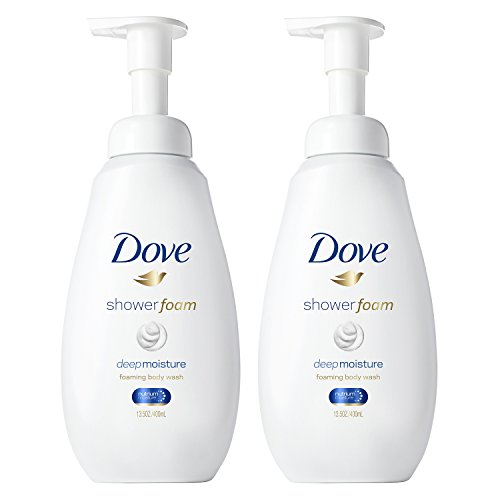 Dove Shower Foam Moisture count