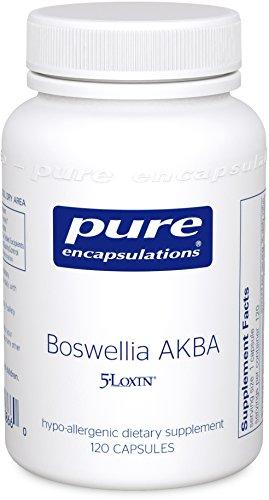 Pure Encapsulations Boswellia Hypoallergenic Gastrointestinal