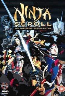 Amazon.com: Ninja Scroll: Kôichi Yamadera, Emi Shinohara ...
