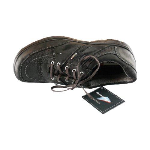 Jomos Jomos Herren Schnürer - Zapatos de cordones para hombre Negro negro Negro - negro