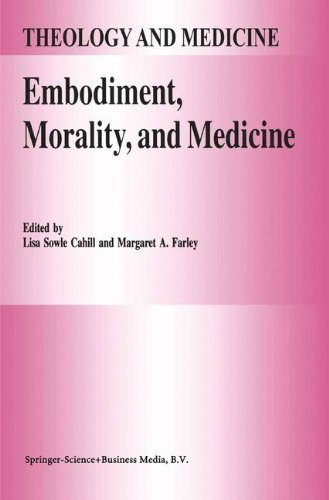 Cover of Embodiment, Morality, and Medicine (Theology and Medicine)