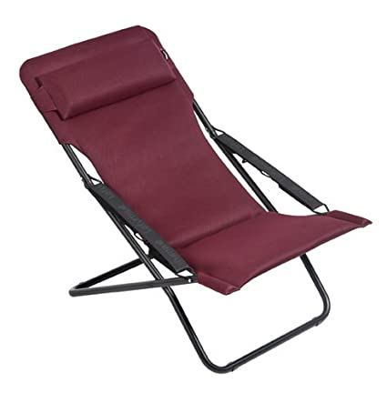 Amazon.com: Lafuma TRANSABED XL Plus Air Comfort Silla ...