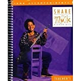 img - for Share The Music Piano Accompaniments Grade 4 Teacher's Edition book / textbook / text book