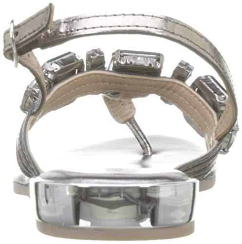 plomo Ouvert Gioseppo Argenté Femme 000 Sandales Bout 49057 wYwq4xv18