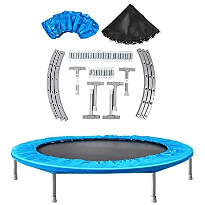 FLAMJASM Trampolines Kids Game Room for Indoor Outdoor Cardio Exercise (45 INCH) : Sports & Outdoors