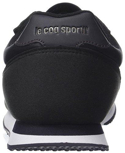 Unisex Nylon Negro Coq Le Adulto Noir Zapatillas Sportif Onyx black fntxxX0q