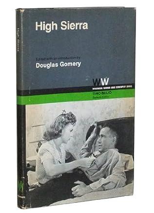 book cover of High Sierra