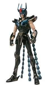 Saint Seiya: Black Phoenix Ikki's Shadow Cloth Myth Action Figure [Toy] (japan import)