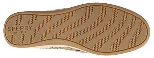 Sperry Top-Sider Mujer firefish Core Amplia Zapato diario LINEN OAT