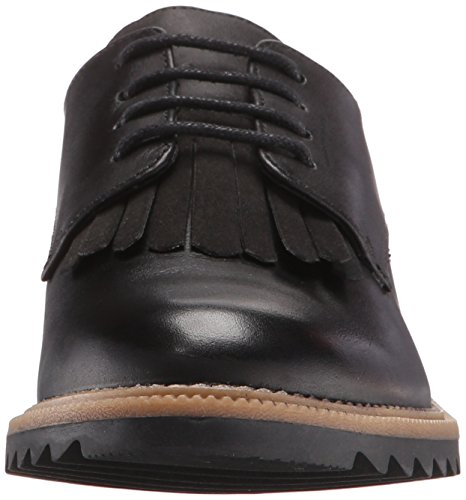 Clarks Women's Griffin Mabel Oxford Black buy cheap pick a best geniue stockist for sale amazing price affordable fPkRQWF