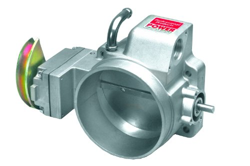 (Professional Products (69733) 101mm Satin Throttle Body for Chevrolet/GM LS2)