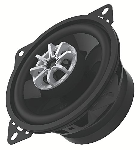 DUB DUBs240 4-Inch 180 Watt Coaxial Speaker with 20mm Silk Dome Tweeter