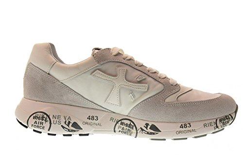 Chaussures Premiata Femmes Baskets Basses Zac Zacd 3060 Blanc