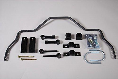 Firebird Rear Anti Sway Bar - Hellwig 55824 Tubular Rear Adjustable Sway Bar