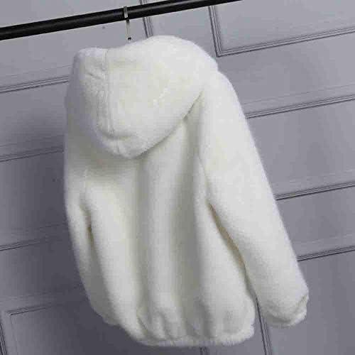 Abrigos Mujer cálido de Invierno Talla Grande Sudaderas con ...