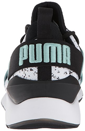 Femme Wn's Muse Puma Puma Solst White Black Chaussures Puma Aquifer pour twRpqxXnxC