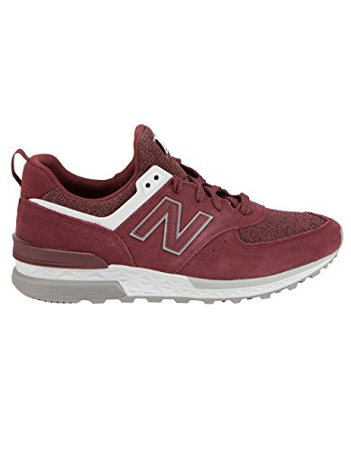 Blanc Baskets Homme Bordeaux New Balance Red Ml574v2 WYqaaPEw