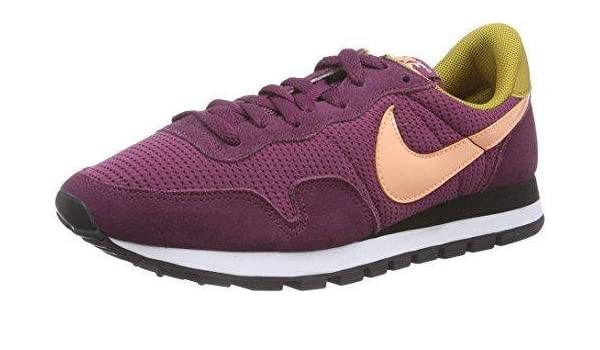 sports shoes dc183 60c5e Nike Air Pegasus  83 (Villain Red Bronzine Black Sunset Glow) Women s Shoes  (Villain Red Bronzine Black Sunset Glow)  Amazon.ca  Shoes   Handbags