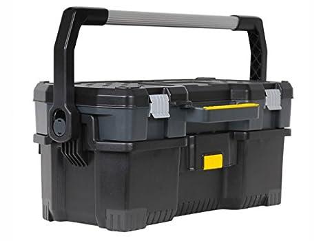"""Stanley 1-97-506 - Caja de herramientas con maleta para herramientas eléctricas 24"""""""