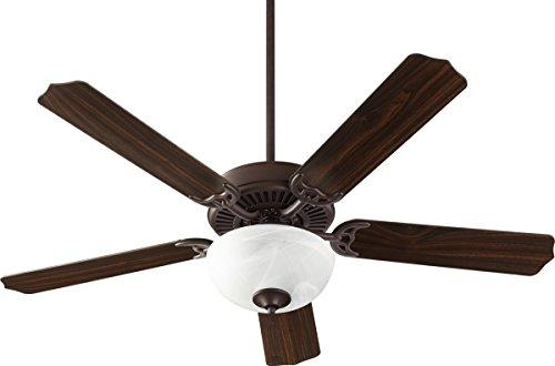Quorum Lighting 52' Capri - Quorum 7525-9286 52``Ceiling Fan