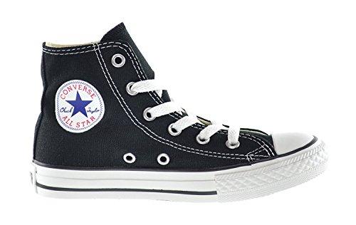Converse Chuck Taylor All Star Hi Top Black 3J231 Youth Size 11.5