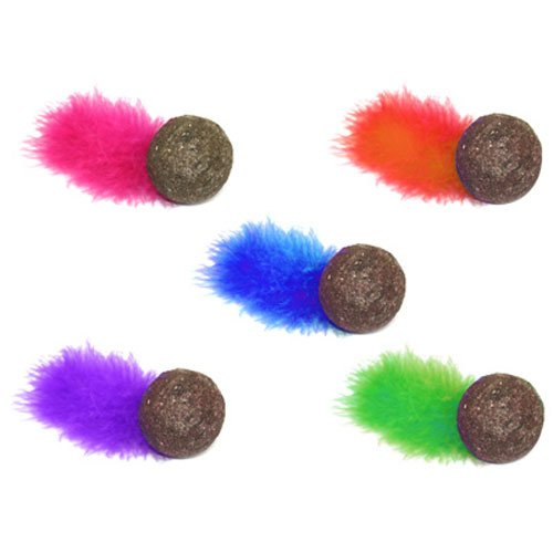 Pictures of Multipet International 20439 Compressed Catnip Ball M 1