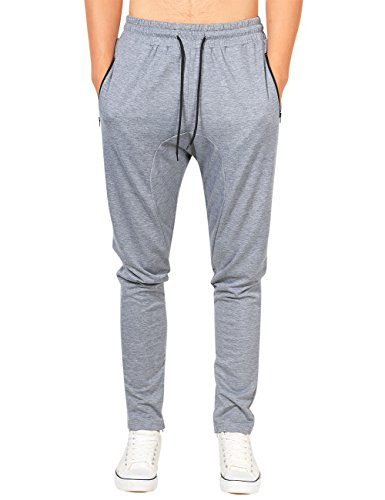 Cotton Blend Gym Pant - 6