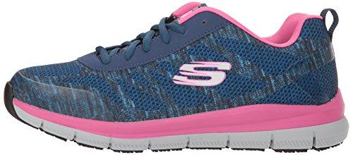 Sr Skechers Femmes Pour Flex Hc Chaussure Professionnelle Comfort Pro De Marine Rose Sant Soins gwnzHUZ