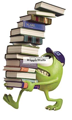 amazon com 9 inch michael mike wazowski monsters inc university