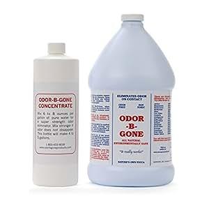 Odor b gone cat urine pet odor remover for Fish odor urine
