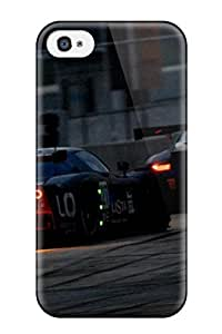 Cute High Quality Iphone 4/4s Vehicles Racing Case