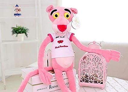 Cherubs Large Cute Stuffed Plush Pink Panther (50 cm)