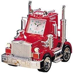 American Truck Alarm Clock SS-90903R